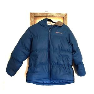 Hooded Winter Jacket Youth Size LG 14-16
